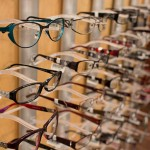 Glasses Display at Beartooth Vision Center in Billings MT
