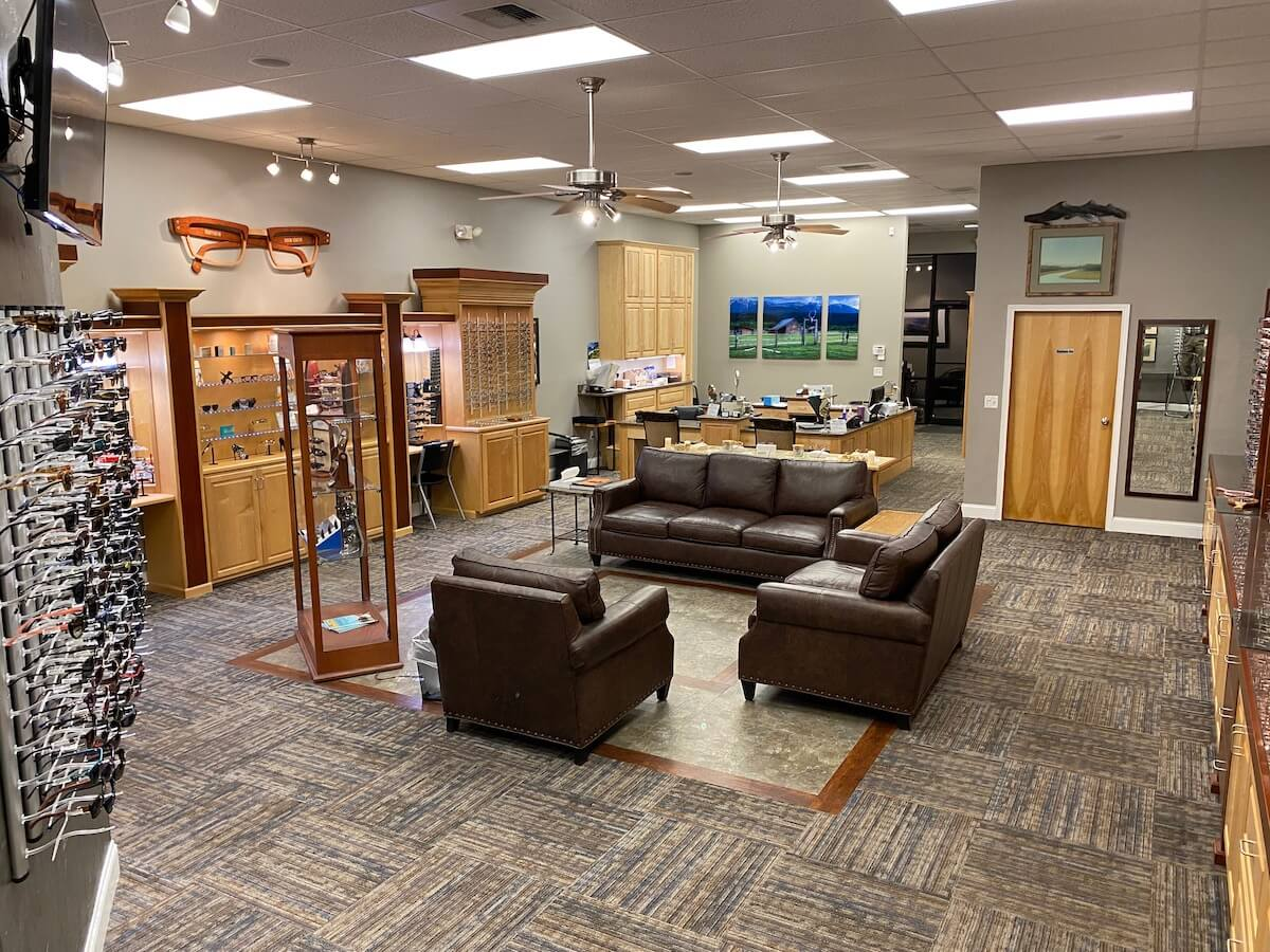 The Beartooth Vision Center Optical