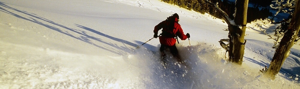 Photo of Skiing in Montana - Clear