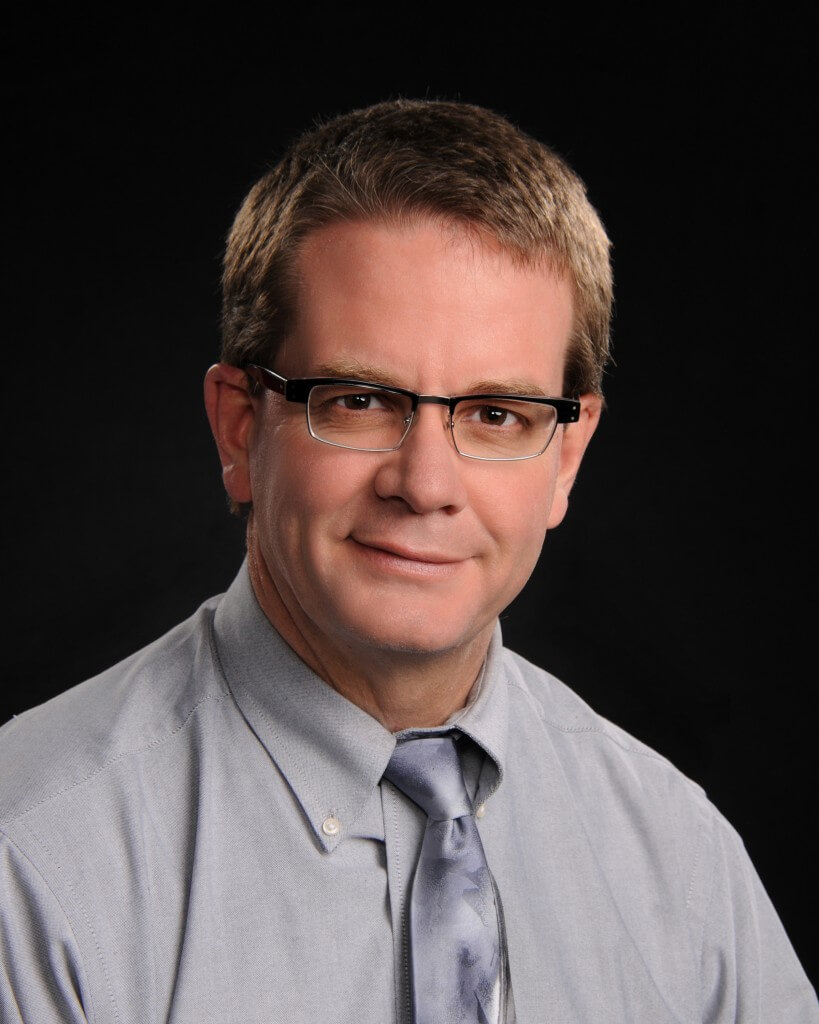 Beartooth Vision Center Eye Doctor Headshot - Dr. Currence